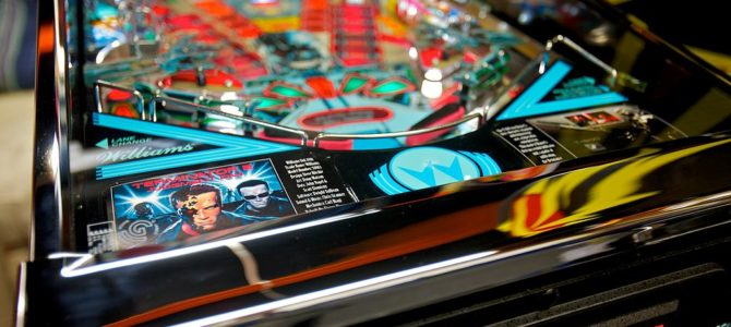Pinball Arcades in Charlotte, North Carolina