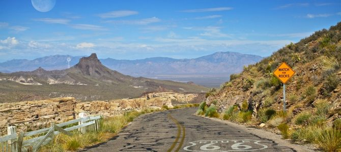 Plan Your Great American Road Trip in Five Easy Steps