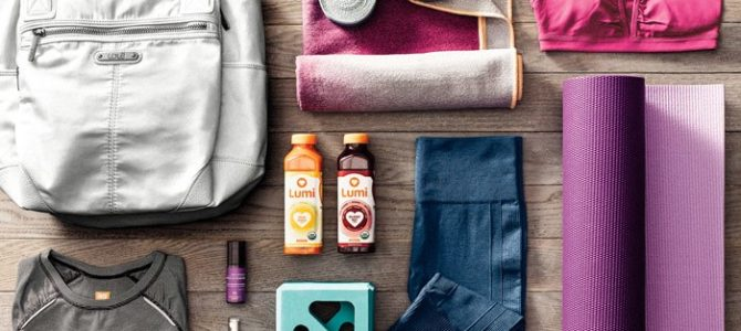 Yoga Travel Gear Essentials
