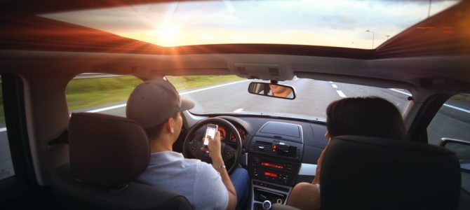 Break the Distracted Driving Habit: Don't Text and Drive