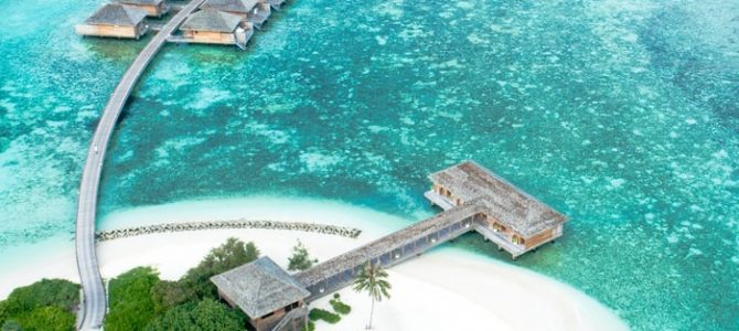 Enjoy a Romantic Getaway for Two in the Maldives